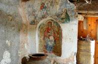 Икона 13 века в монастыре Святой Троицы